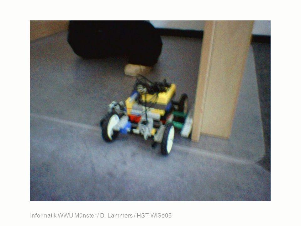 Informatik WWU Münster / D. Lammers / HST-WiSe05