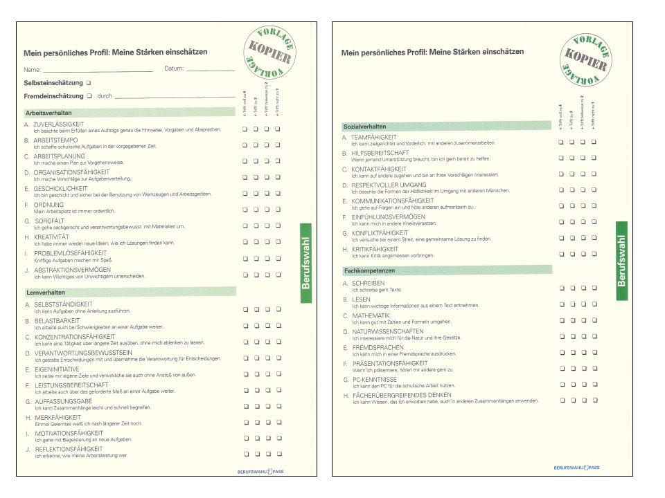 Welche Auswertungsvariante ist am besten?