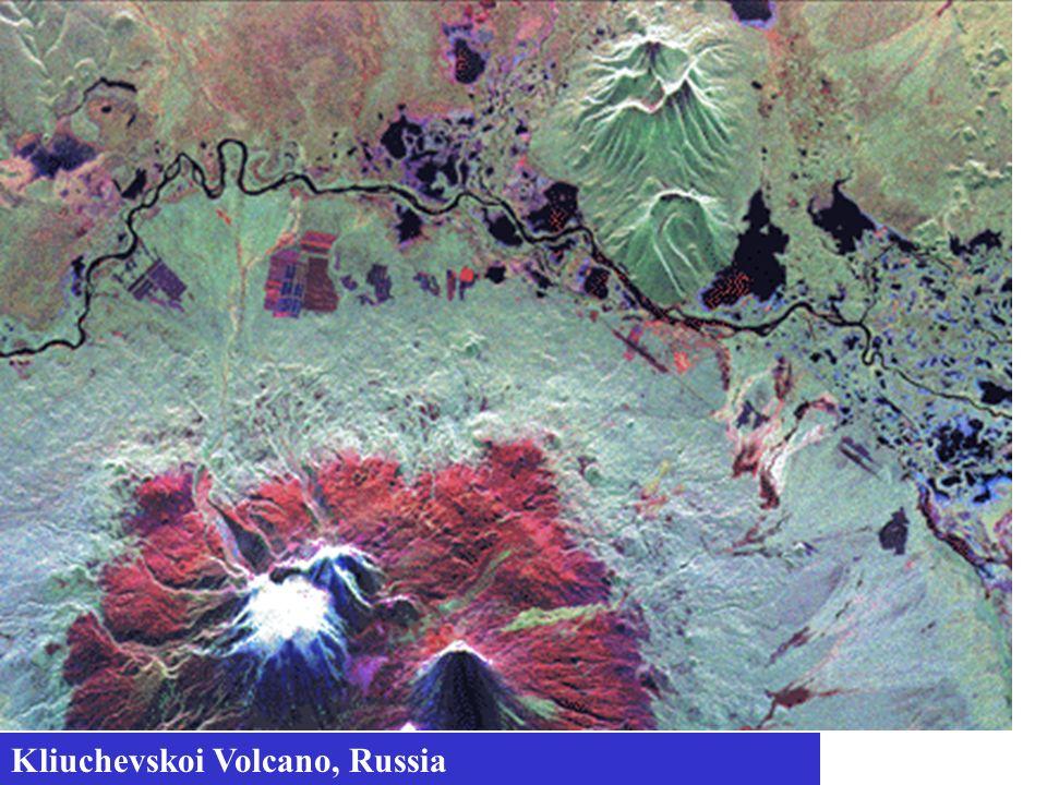 Kliuchevskoi Volcano, Russia