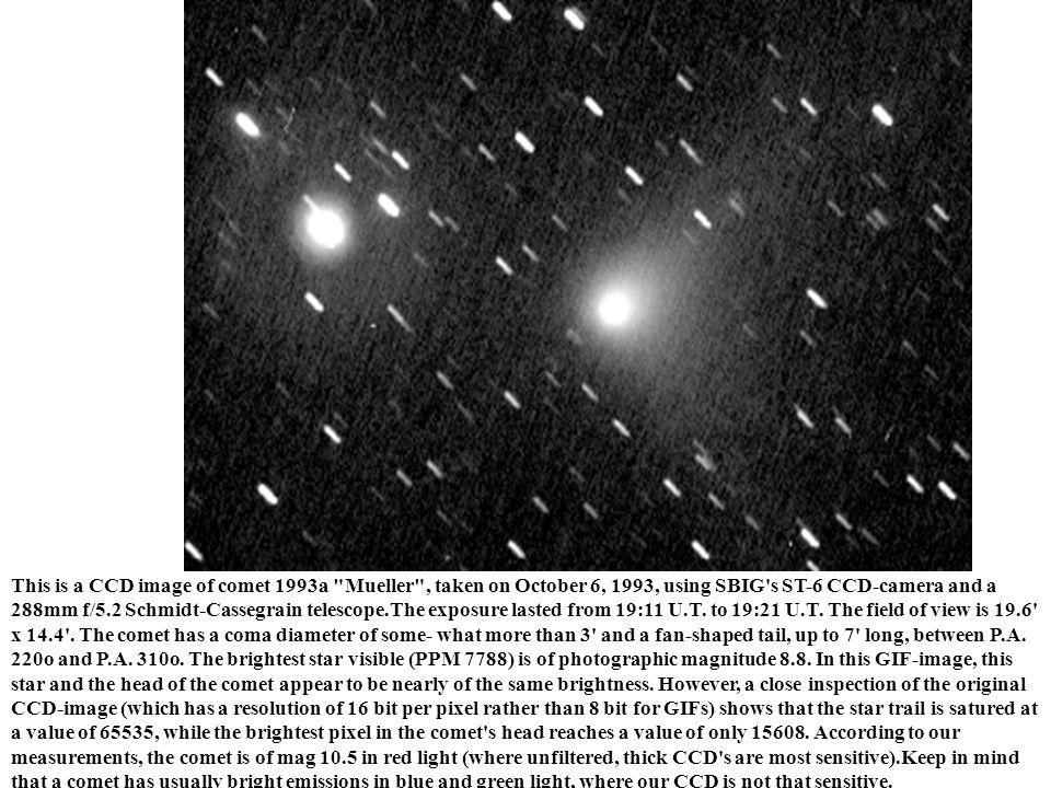 A team of U.S. and German astrophysicists have made the first ever detection of X-rays coming from a comet. The discovery of a strong radiation signal