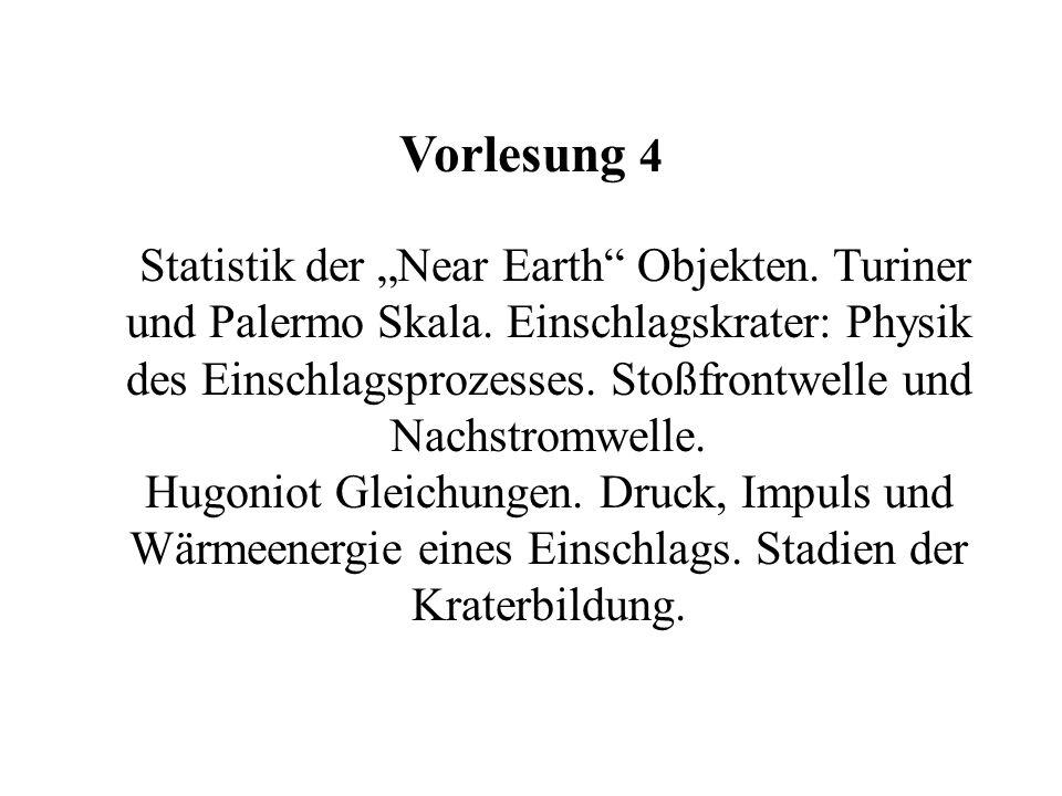 Die Suevit-Eruptionssäule kollabiert.