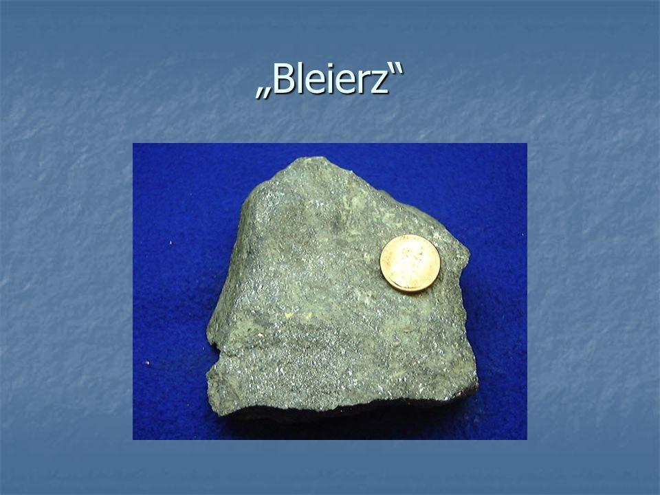 Bleierz
