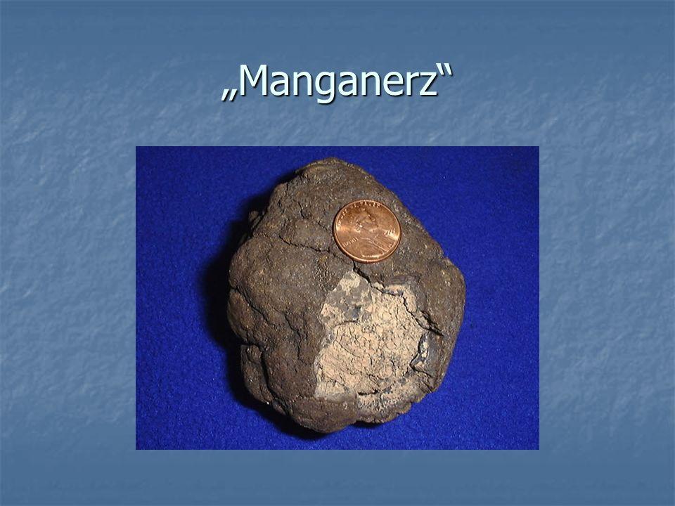 Manganerz