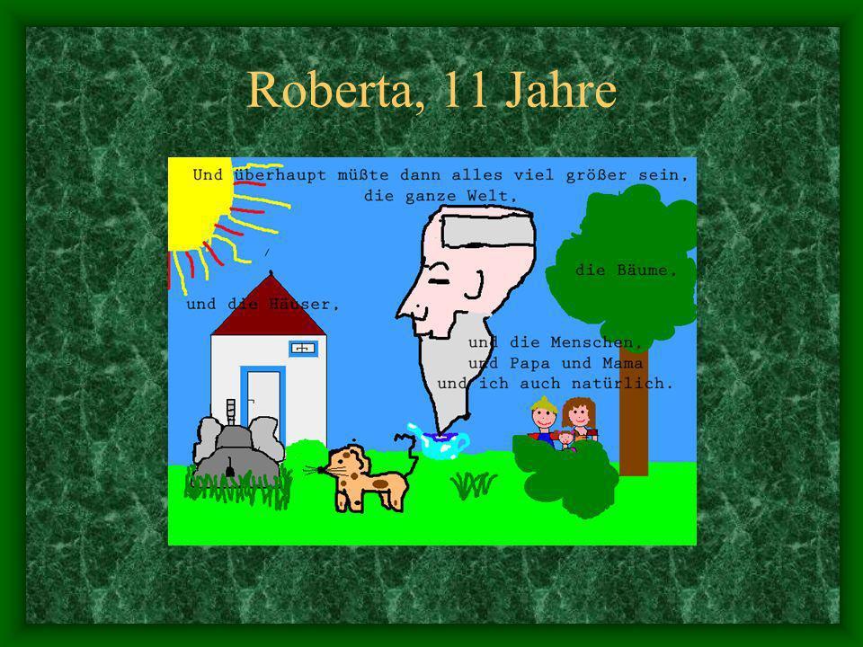 Roberta, 11 Jahre