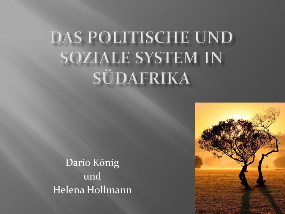Dario König und Helena Hollmann