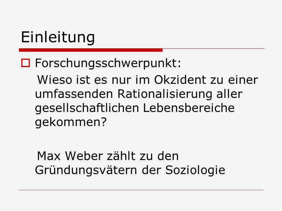 Biographie * 21.4.1864 in Erfurt Begleitend zu seiner akademischen Karriere entwickelte Weber starke sozialpolitische Interessen prägend für seine weitere Biographie Starb am 14.06.1920
