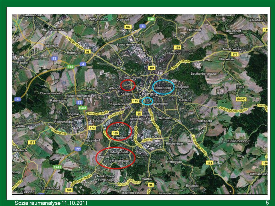 Sozialraumanalyse 11.10.2011 5
