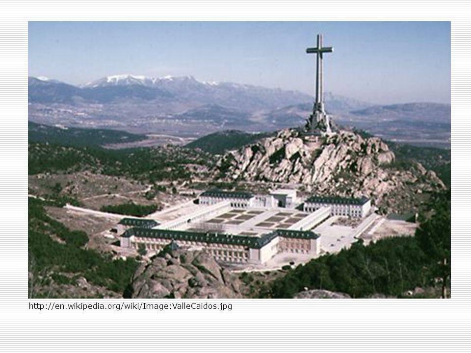 http://en.wikipedia.org/wiki/Image:ValleCaidos.jpg