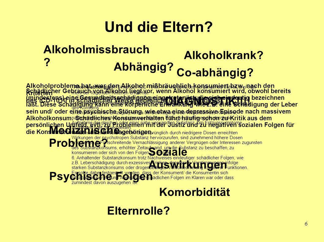 7 Hilfe - System Suchthilfe/ Suchtmedizin Kinder- und Jugendhilfe/ allgemeine soziale Hilfen Medizinische Versorgung Hilfe – Netz !!.