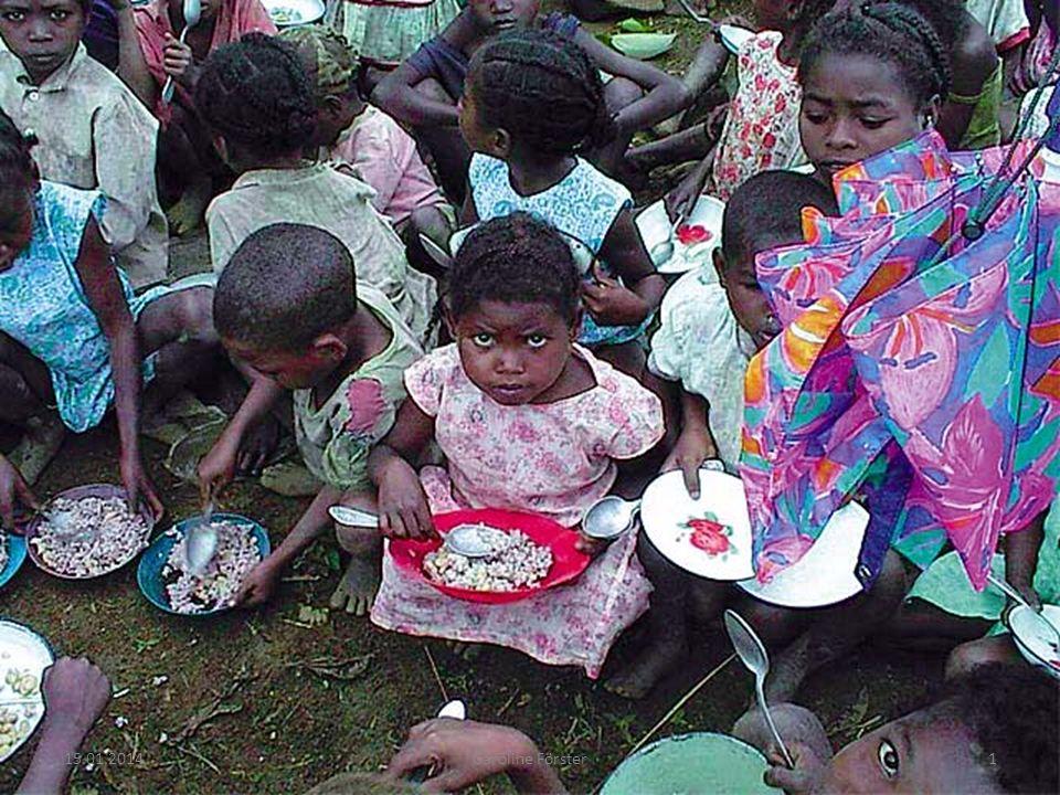 Welche Krankheiten ruft traditionelle Ernährung in Madagaskar hervor? von Caroline Förster