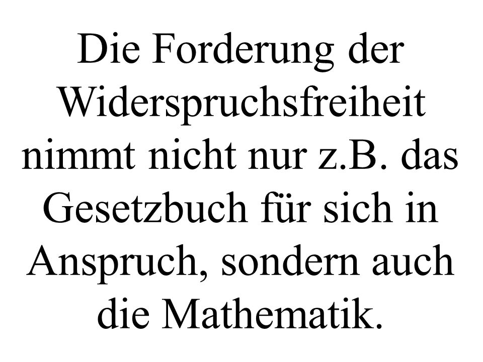-9 dann ist aber auch erlaubt: -9 = dann gilt per Definition: -9 * = also mit obigem Wurzelgesetz: -9 * =