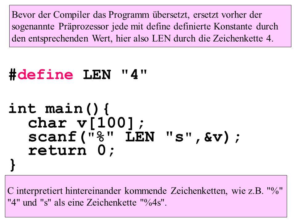 #define LEN