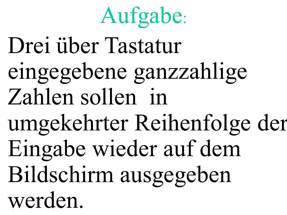 Im Folgenden soll angenommen werden, dass als Vorname Dieder und als Nachname Kaulitz eingegeben wird.