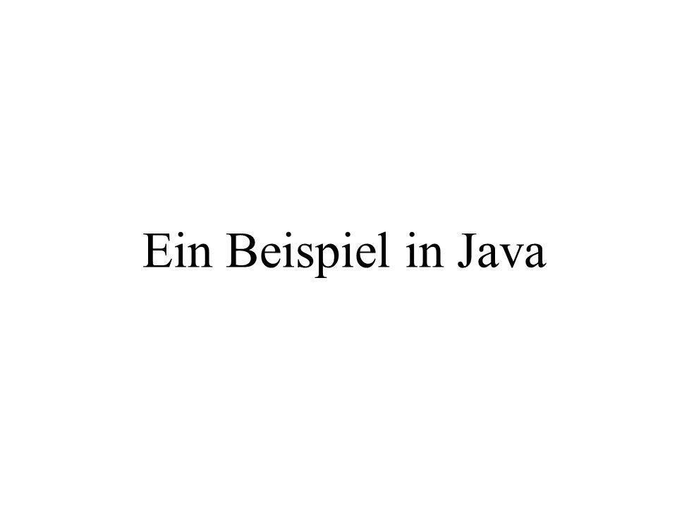 import javax.swing.*; // GUI Komponente import java.awt.*; // Layouts import java.awt.event.*; // Ereignisse public class MainListener1 { public static void main(String[] args) { MyFenster myfObj = new MyFenster(); myfObj.setDefaultCloseOperation( JFrame.EXIT_ON_CLOSE); } Hier wird ein Objekt, also myfObj, der selbstgebastelten Klasse MyFenster erzeugt, d.h.