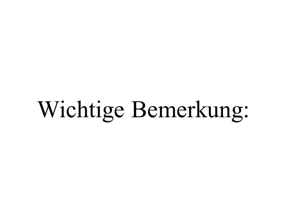 Datentyp char Länge: 1 Byte Wertebereich: Alle ASCII-Zeichen z.B: A 65 Bem: 7.