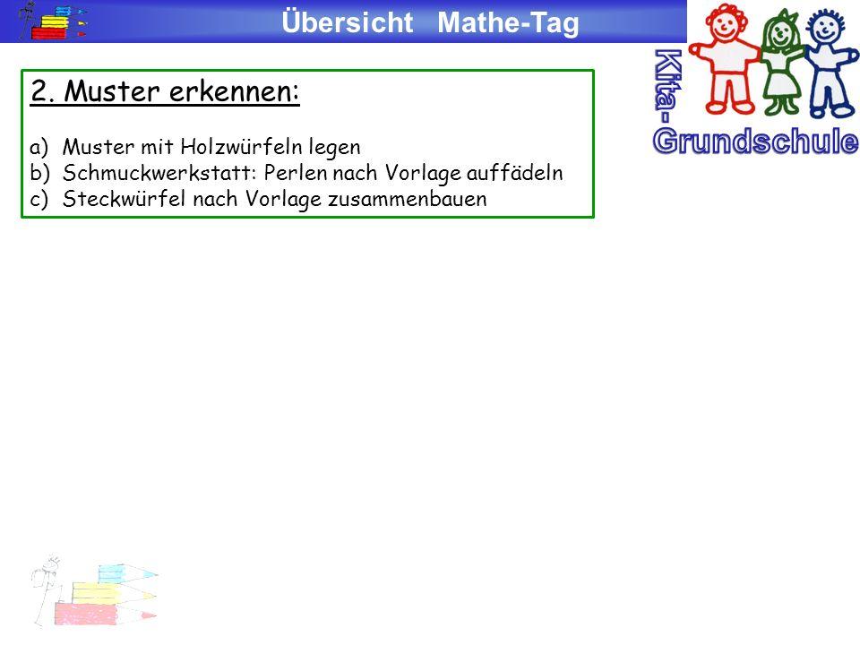 Stationskarte zum Mathe-Tag 5.