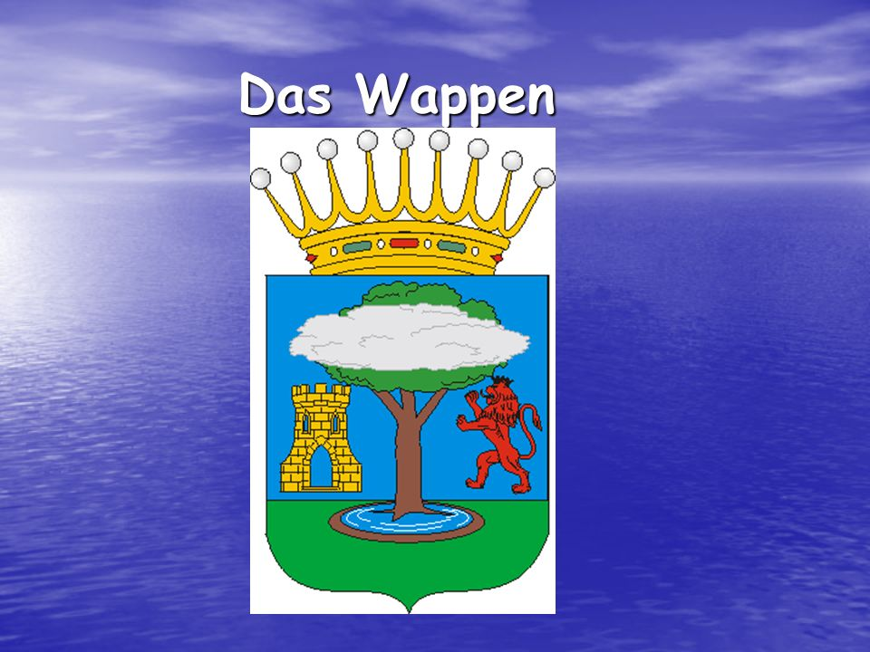Das Wappen Das Wappen