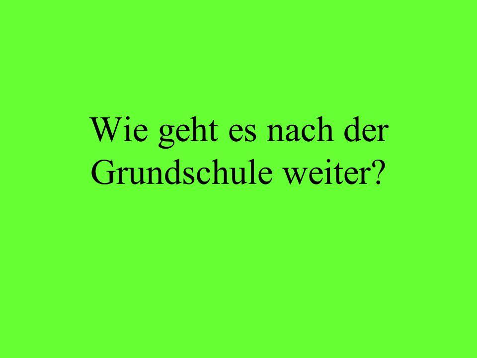 Wege zum Abitur 13 Jahre Gemein- schafts- schule Büchen 10 Jahre Gemein- schafts- schule Büchen, anschl.