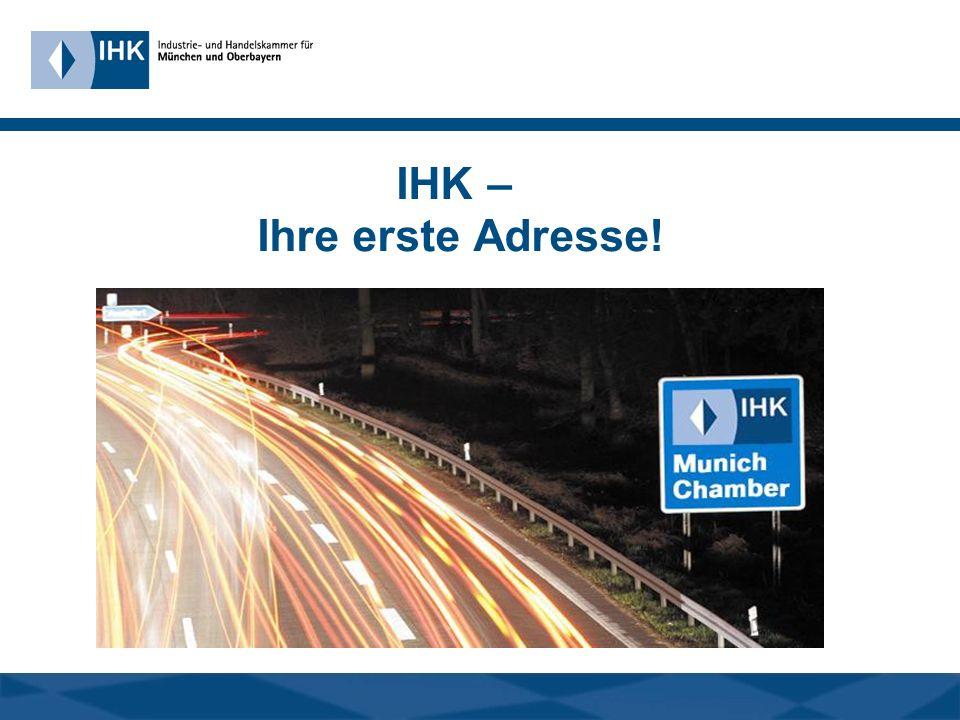 23 IHK-Netzwerk weltweit 120 AHKs, Delegiertenbüros und Repräsentanzen in über 80 Ländern der Welt