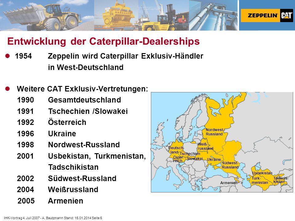 IHK-Vortrag 4. Juli 2007 - A. Bautzmann Stand: 15.01.2014 Seite 16 Kreditrichtlinie