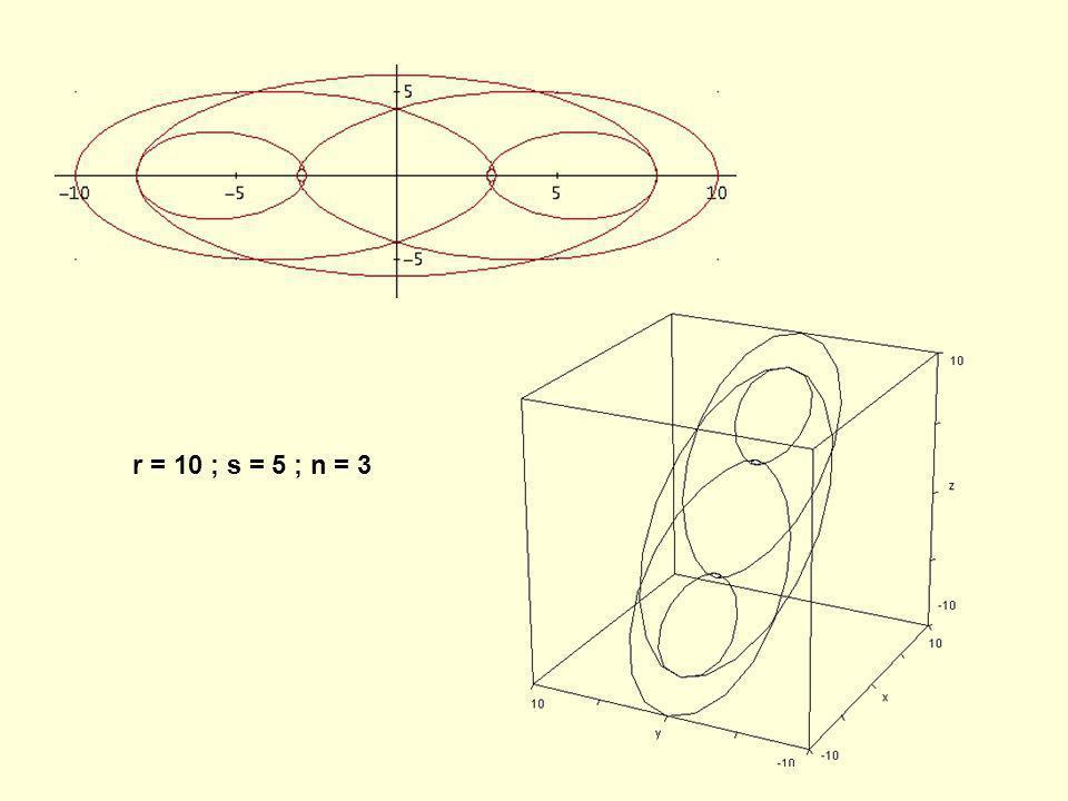 r = 10 ; s = 5 ; n = 3