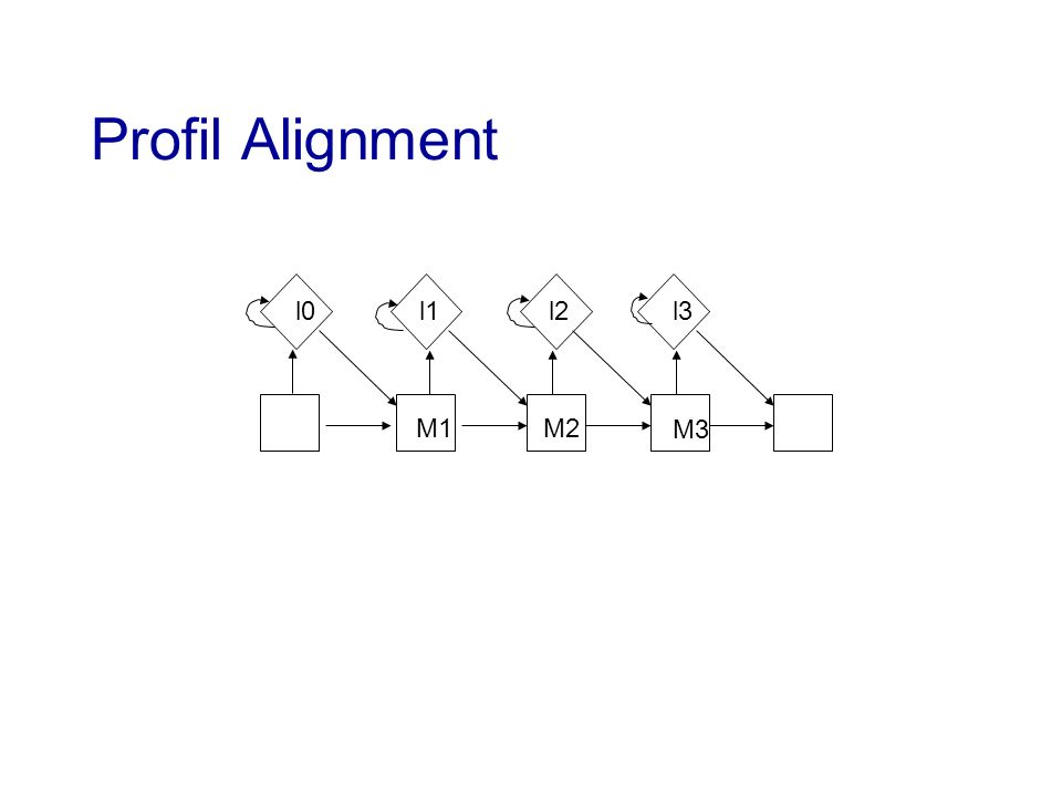 Profil Alignment M1M2 M3 l0l1l2l3