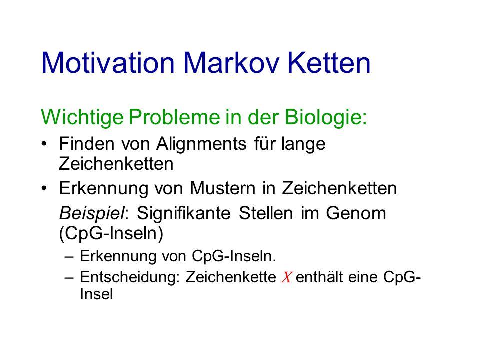 Viterbi Algorithmus Definition Π k - beliebiger Weg, der im Zust.