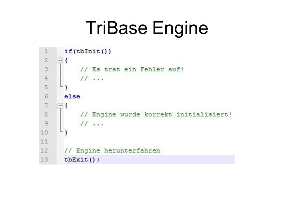 TriBase Engine
