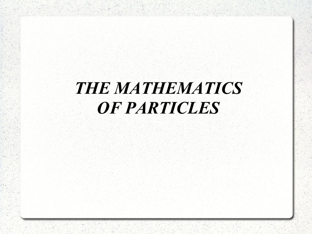 Vektoren & Calculus - Definition - The handedness of space - Mathematik und Vektoren ------------------------------------ - differential calculus - integral calculus