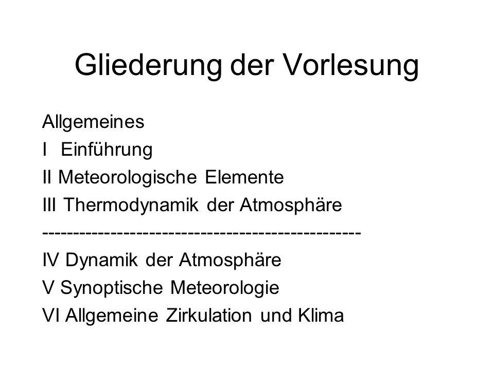 Meteorologie ist die Lehre von den physikalischen und chemischen Vorgängen in der Atmosphäre sowie ihren Wechselwirkungen mit den anderen Komponenten des Klimasystems und dem Weltraum.