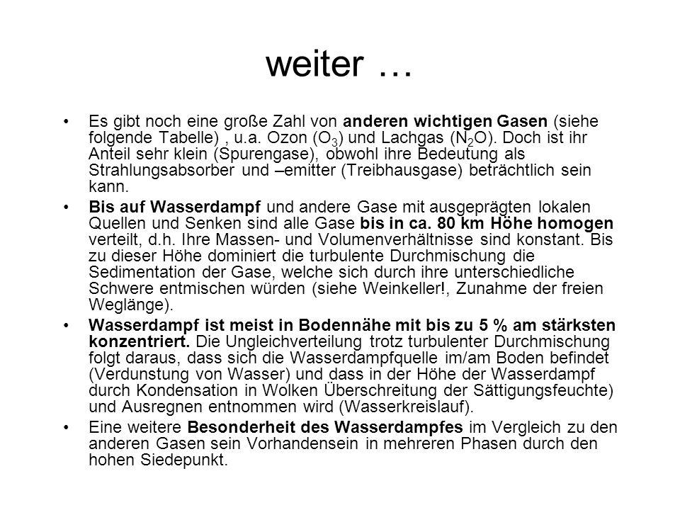 Aneroidbarometer Vakuum p Prinzip: Luftdruck drückt Dose teilweise zusammen Idee: Leipniz, 1702 Ausführung: Vidie, 1843 (Vidie-Dose) Vorteile: einfache Registrierung, transportabel (z.B.