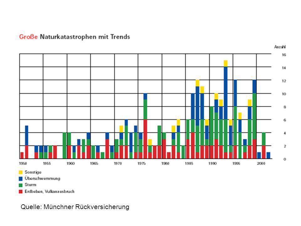 Quelle: Münchner Rückversicherung