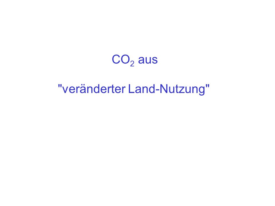 CO 2 aus