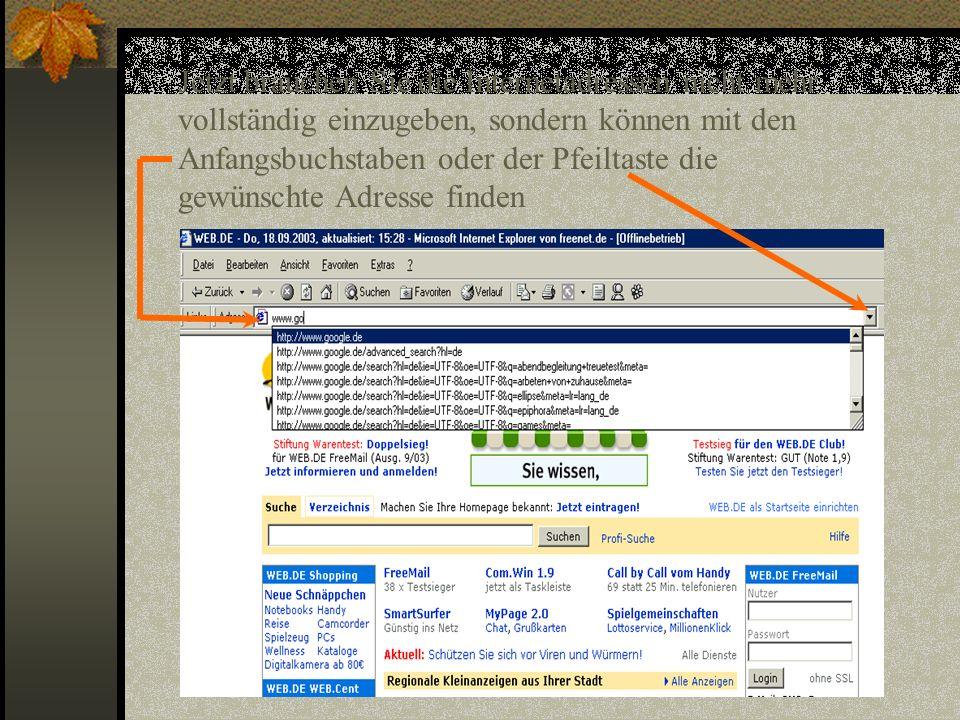 Aufbau einer Webseite Webseiten unterscheiden sich deutlich im Design und im Inhalt, aber meist sind sie wie Zeitschriften aufgebaut.