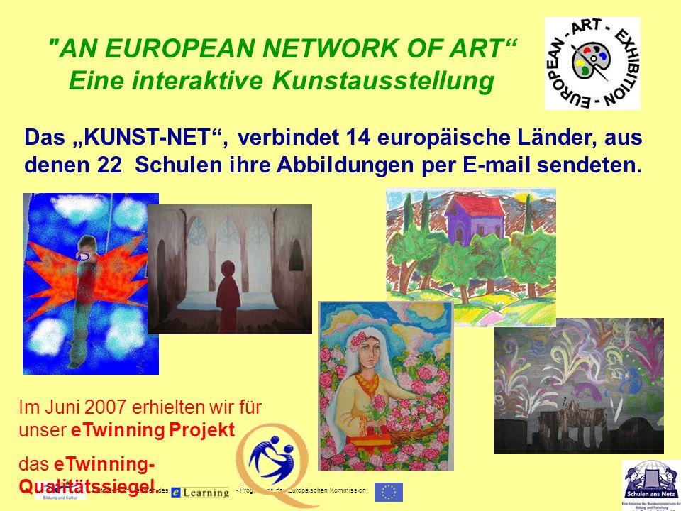 Gefördert im Rahmen des - Programms der Europäischen Kommission