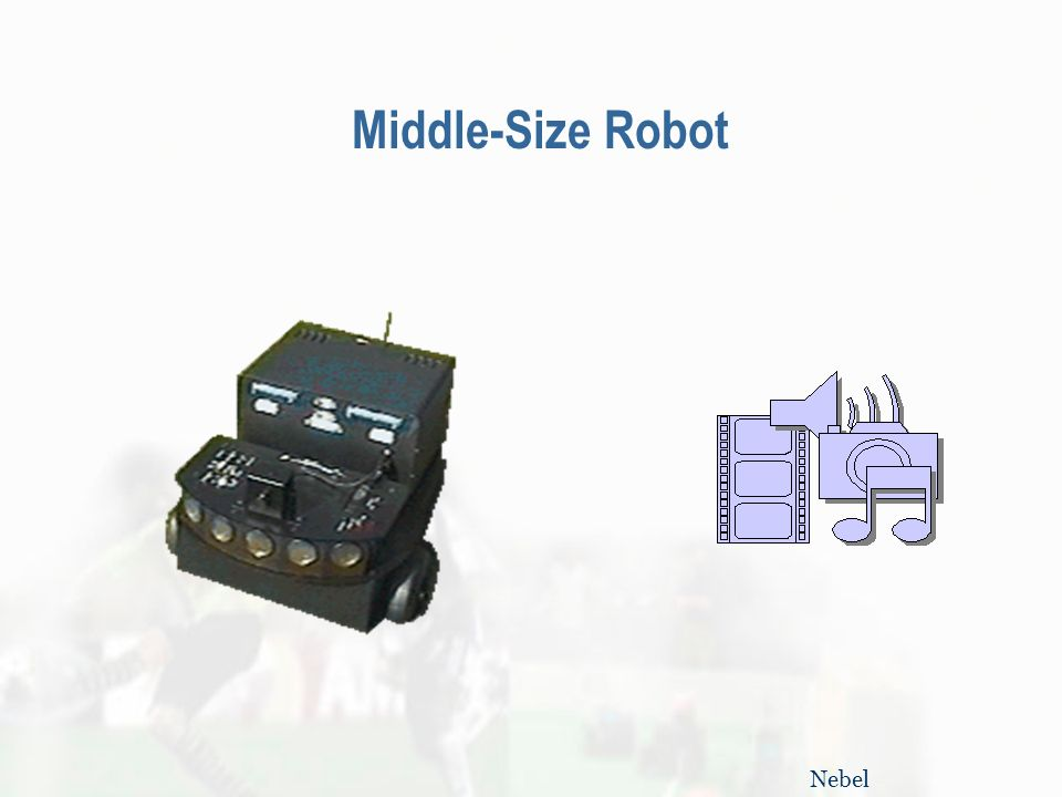 Small size robots