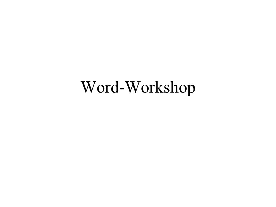 Seitennummerierung Römische Ziffern für Inhaltsverzeichnis und arabische Ziffern für Text –Abschnittswechsel einfügen (Einfügen/Manueller Wechsel) –Fortsetzen mit vorherigem Abschnitt vs.