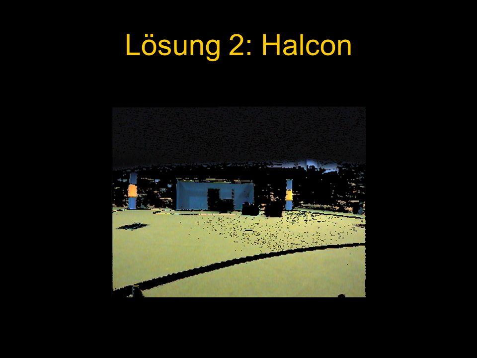 Lösung 2: Halcon