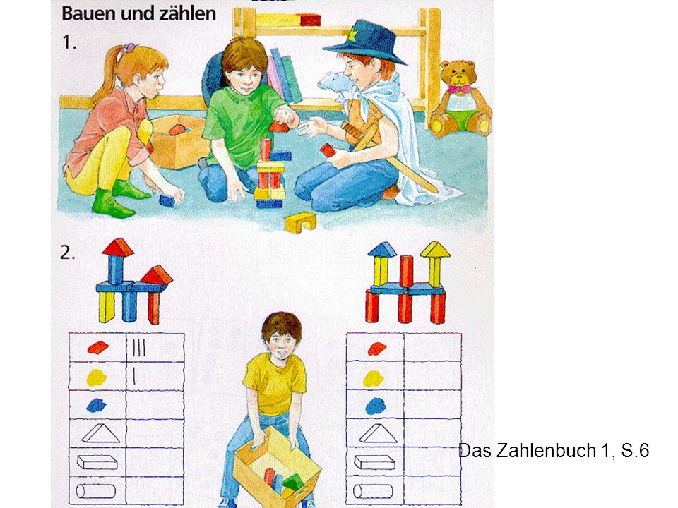 Das Zahlenbuch 1, S.6