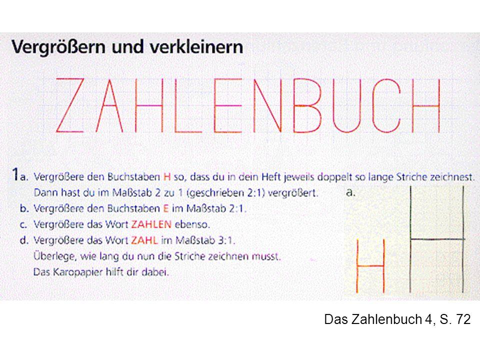 Das Zahlenbuch 4, S. 72