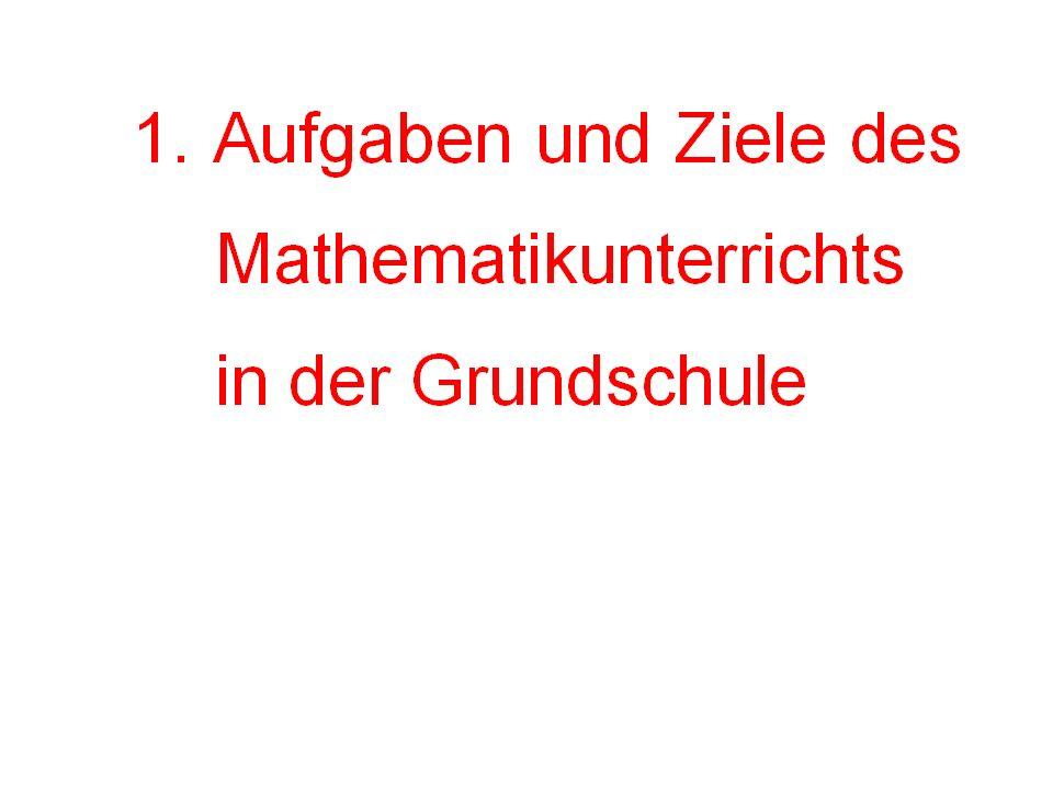 Allgemeine mathematische Kompetenzen Argumentieren Mathematische Aussagen hinterfragen und auf Korrektheit prüfen Mathematische Zusammenhänge erkennen und Vermutungen entwickeln, Begründungen suchen und nachvollziehen
