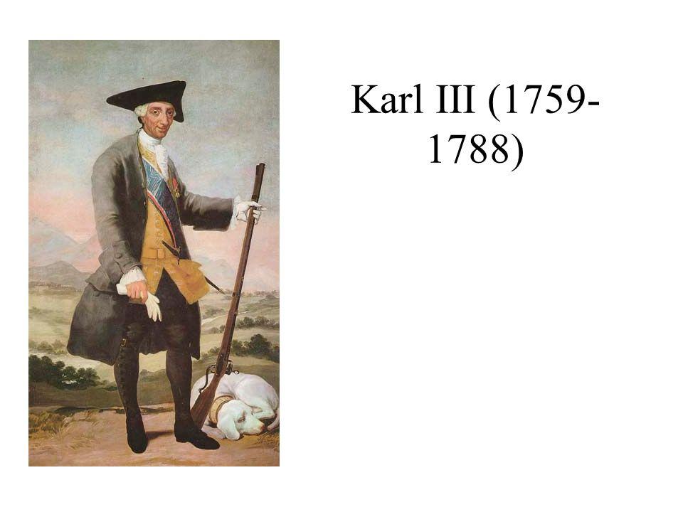 Karl III (1759- 1788)