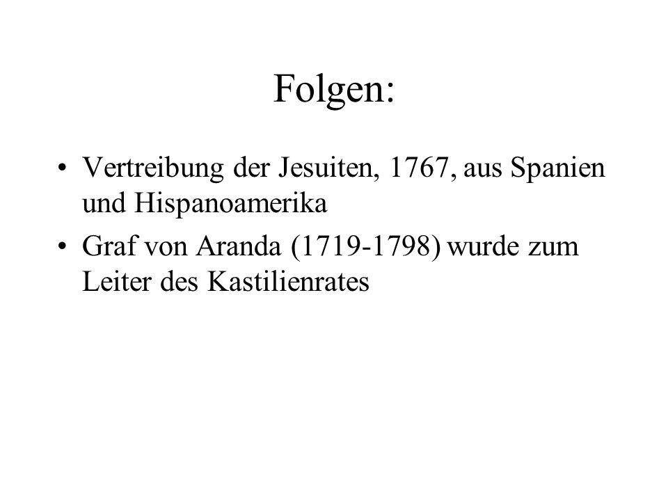 Die Krise de Ancien Régime (1788-1808) Chronologisch