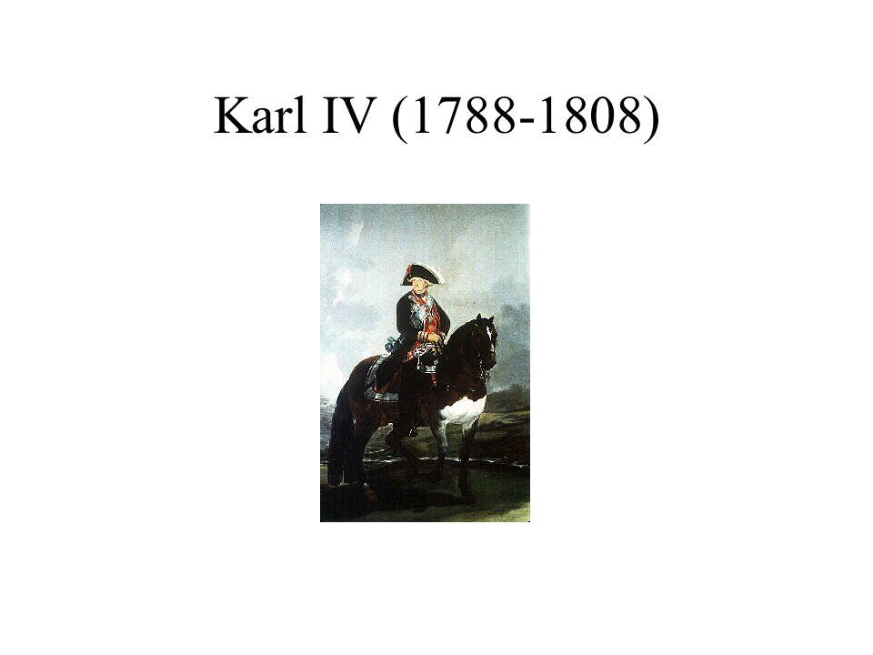 Karl IV (1788-1808)
