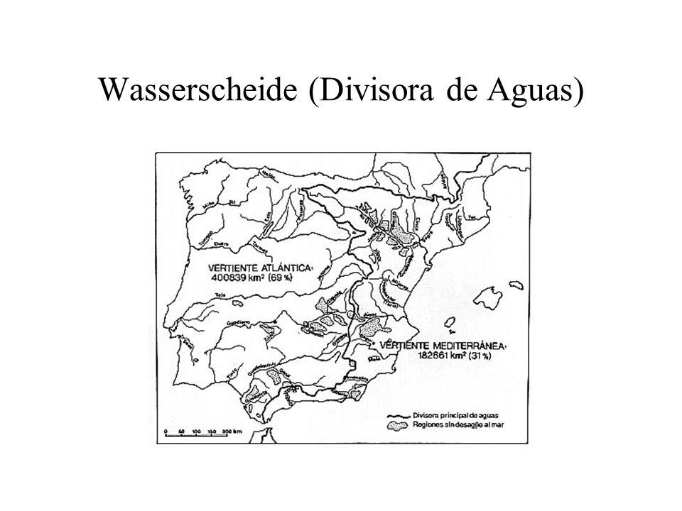 Wasserscheide (Divisora de Aguas)