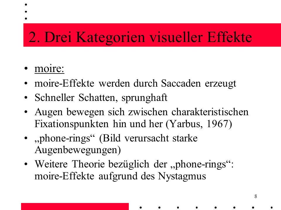 9 2. Drei Kategorien visueller Effekte The phone-rings (von I. Leviant)