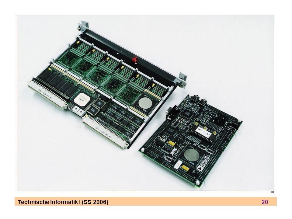 Technische Informatik I (SS 2006) 20