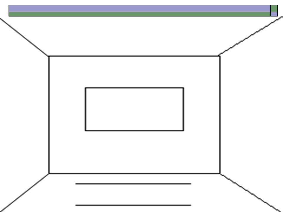 Einführung /Geschichte Größenkonstanz: Macht die Wirkung des Entfernungsunterschiedes rückgängig.