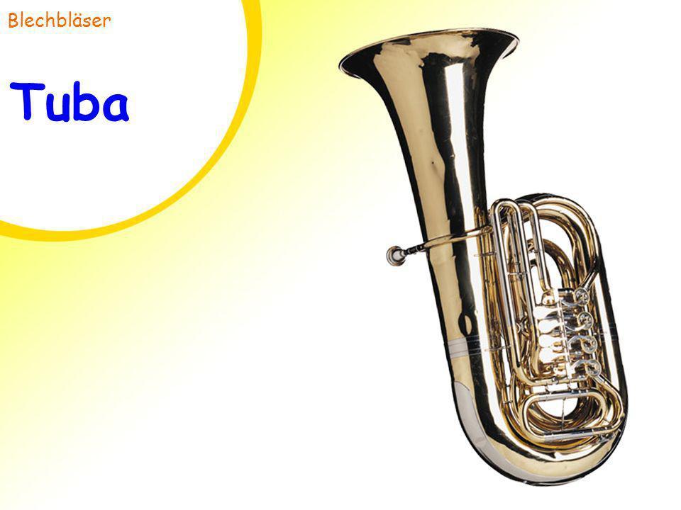 Tuba Blechbläser