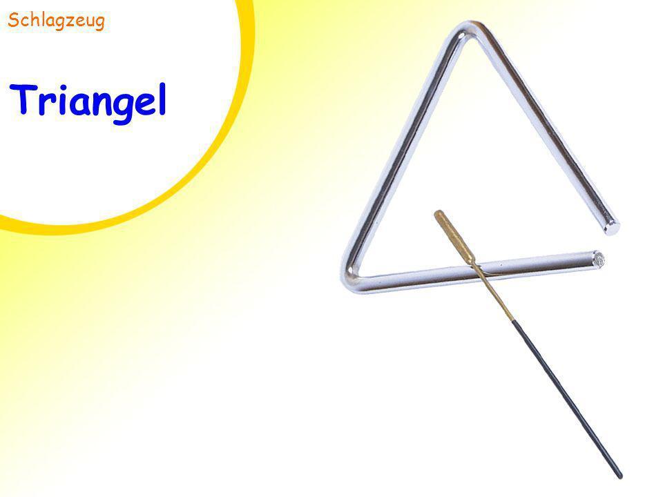 Triangel Schlagzeug